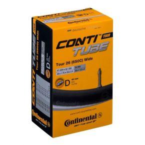 """Continental 26"""" (47/62-559/584) Dunlop 40mm sisärengas"""