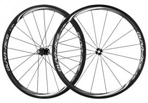 Shimano Dura-Ace WH-9000 C35 Carbon Tubular kiekkopari