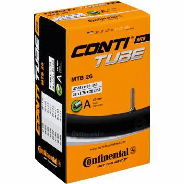 "Continental MTB 26"" (47/62-559) Auto 40mm sisärengas"