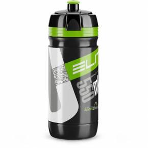 Elite Corsa 550ml juomapullo Musta/Vihreä