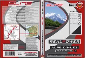 Elite Realpower/Realtour harjoitus-DVD:t