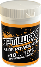 Optiwax Fluoripulveri +-0, +10...-10°C