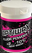 Optiwax Fluoripulveri 1, +2...-10°C