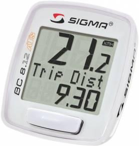 Sigma BC 8.12 ATS pyörämittari