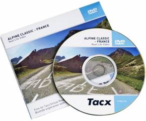 Tacx Real Life Video harjoitus-DVD:t