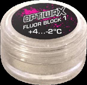 Optiwax Fluoripuriste 1, 5g, +4...-2°C