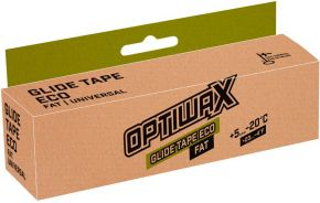 Optiwax Luistonauha Eco Fat (leveille suksille), +5...-20°C