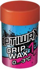 Optiwax Gripwax 1 pitovoide, +0...-3°C