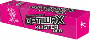Optiwax Red liisteri, +10...0 °C