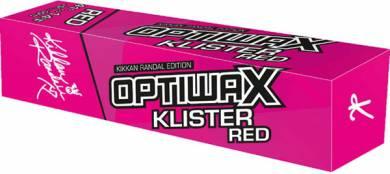 Optiwax Red liisteri, +10...0 °C