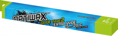 Optiwax Luistonauha 2 HF extra wide (lumilaudalle), -5...-20°C
