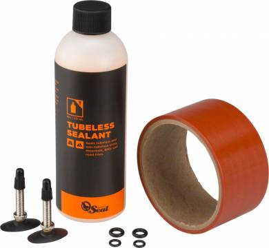 Orange Seal Cycling 75mm Fatbike Tubeless Kit