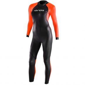 Orca Openwater Core HI-VIS märkäpuku naisille