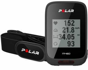 Polar M460 GPS-pyöräilytietokone + sykevyö