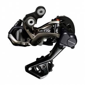 Shimano XTR RD-M9050-GS Di2 Shadow+ 11-v takavaihtaja