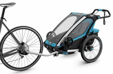 Thule Chariot Sport 1 lastenkuljetuskärry