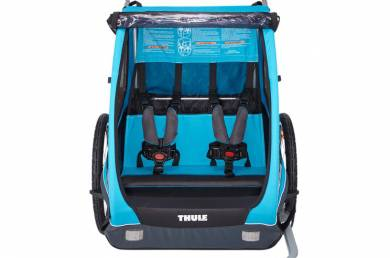 Thule Coaster XT lastenkuljetuskärry