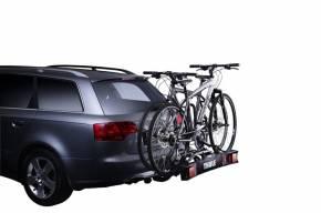 Thule RideOn kuljetusteline 2:lle pyörälle peräkoukkuun