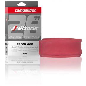 """Vittoria Competition Lateksi sisärengas 28"""" (25/28-622/630) Presta 48mm"""