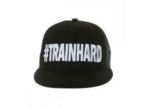 ZEROD Trucker Cap #TRAINHARD lippis